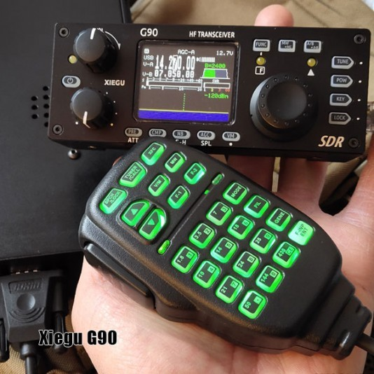 Трансивер Xiegu G90 (SDR)