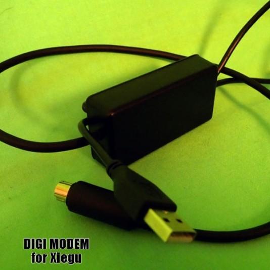 Модем для Digatal mode Xiegu